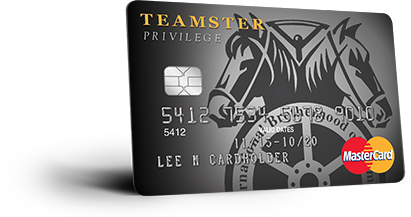 The Teamster Privilege Credit Card from Capital One®